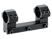 """Leapers Accushot 1-Pc Mount w/1"""" Rings, High, 11mm Dovetail"""