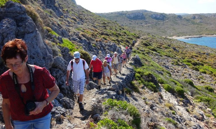 Group Walking Holiday