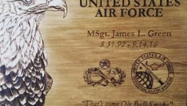 Custom Military Plaques
