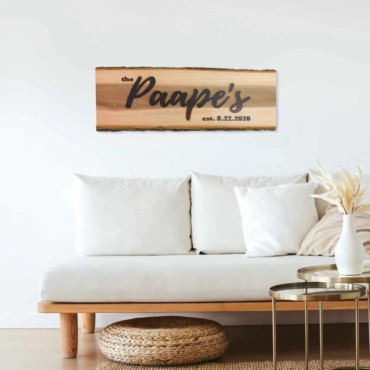 Wood-burned-signs
