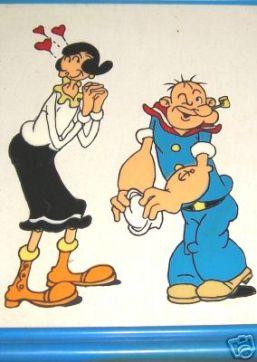Popeye Olive