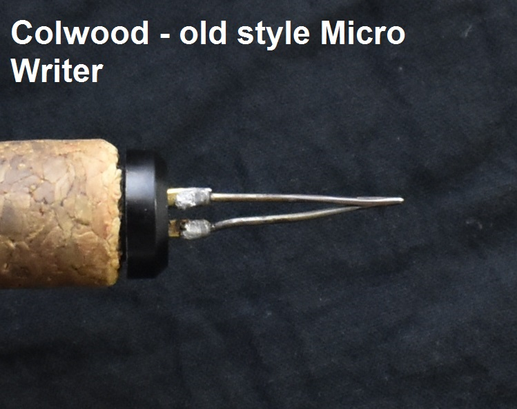 The Colwood Pyrography Pen Tips I Use in Wood Burning