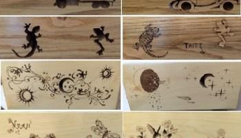 The Beginning Pyrography Art Wood Burning