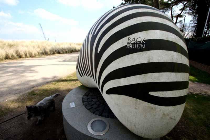 """""""Zebra"""" von Sven Backstein"""