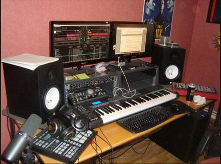 correction acoustique home studio