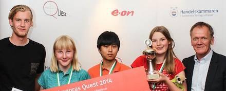 Vinnarna från 2014:s final