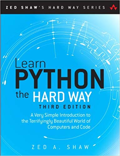 Python Book - Learn Python the Hard Way
