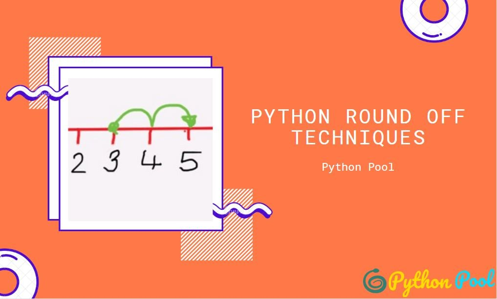 Python Round off Techniques | Python round() Function