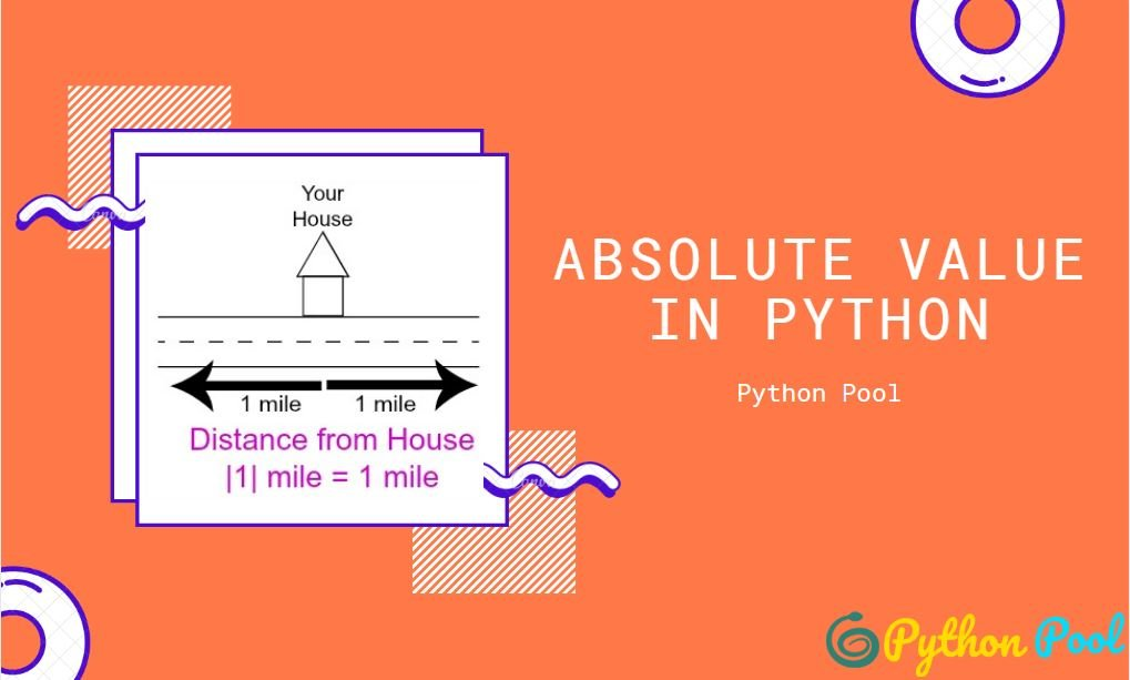 Python Absolute Value | abs() Function With Examples