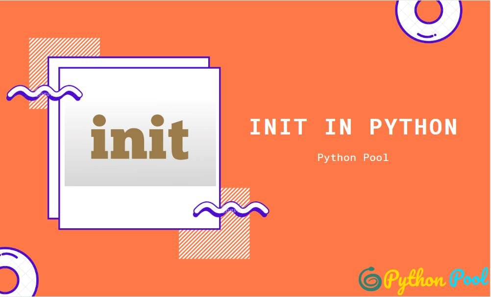 __init__ in python