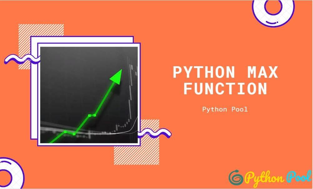 python max function
