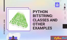 python bitstring