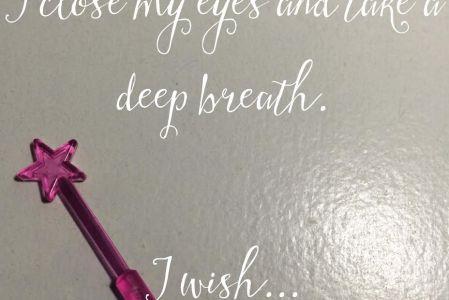 Want, wish, make