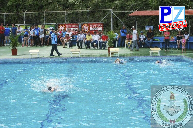 Para satisfacción de la población la piscina del Polideportivo ya fue reinagurada.