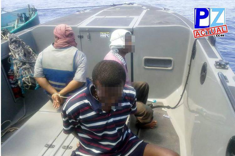 Golpe al narcotráfico internacional en Península de Osa.