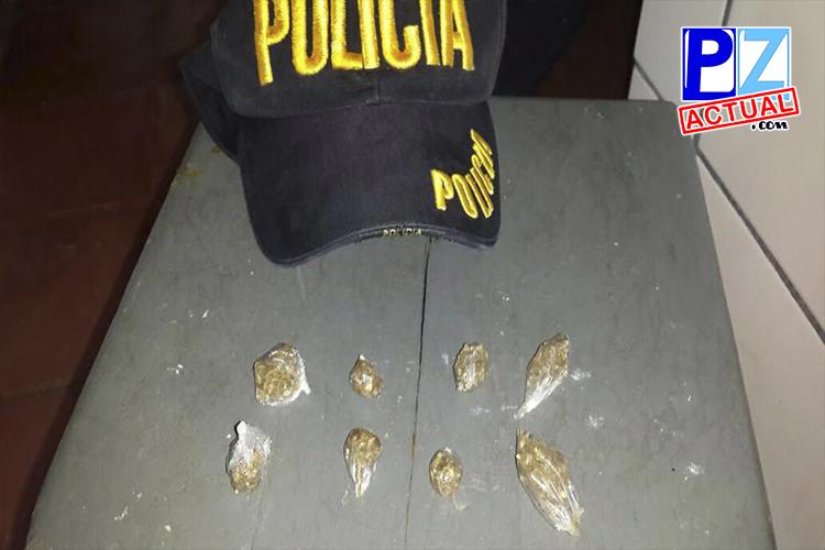 Detienen a sospechoso de vender drogas en Parrita.
