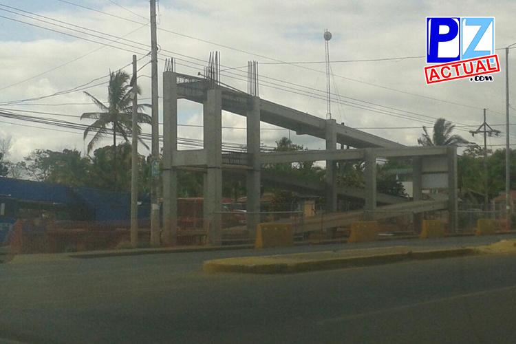 Cierre esta noche en Interamericana por colocación de pasarela de puente peatonal