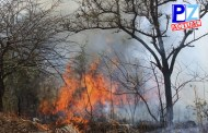 Terrenos cercanos al Cerro Dúrika en Buenos Aires, arden desde hace cuatro días.