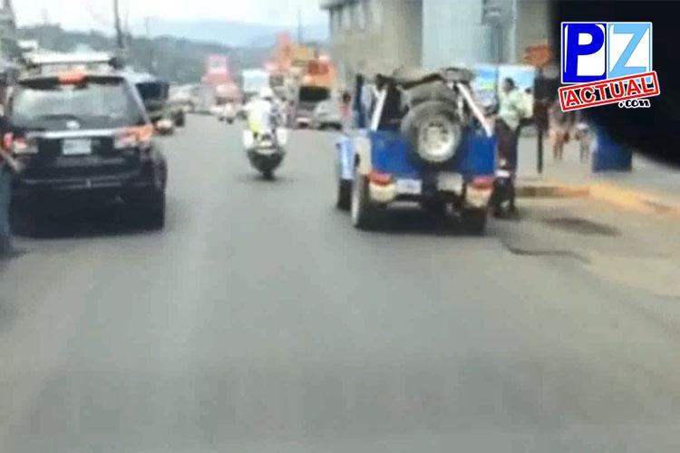 Vehículos de emergencia, prioridad de paso en nuestras calles. ¿ Damos espacio a éstos ?