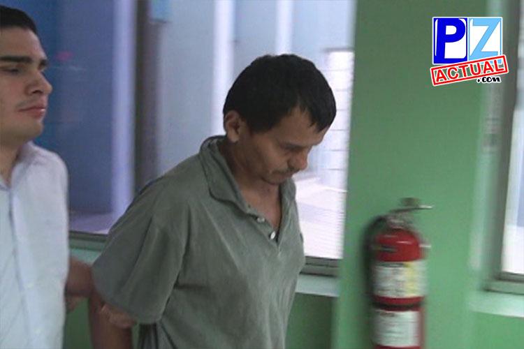 Dictan 4 meses de prisión preventiva a psicópata por varios homicidios.