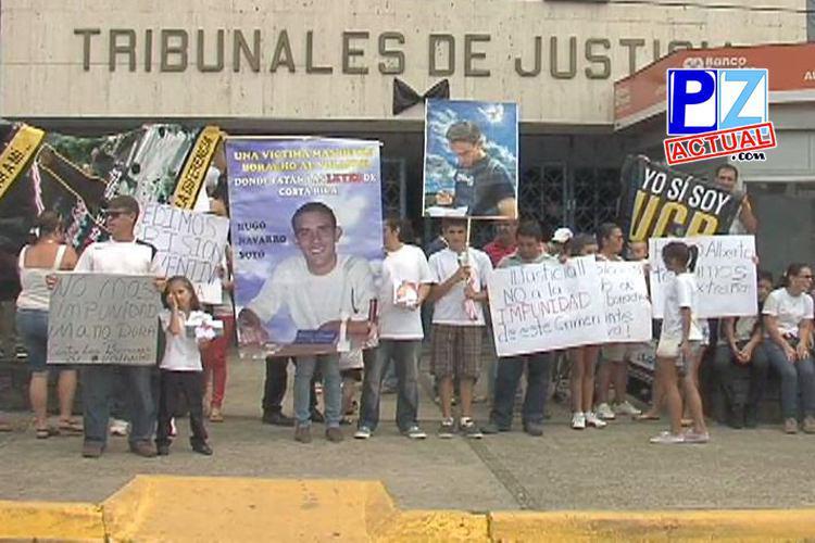 Da inicio segundo juicio por la muerte del joven Hugo Navarro.