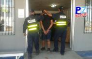 Sospechoso de violar a una menor de edad es detenido en Quepos.
