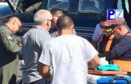 Dirección del Servicio de Vigilancia Aérea realizó dos traslados de emergencia desde la Zona Sur.