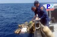 Cae lancha cerca de Quepos con 601 kilos de cocaína