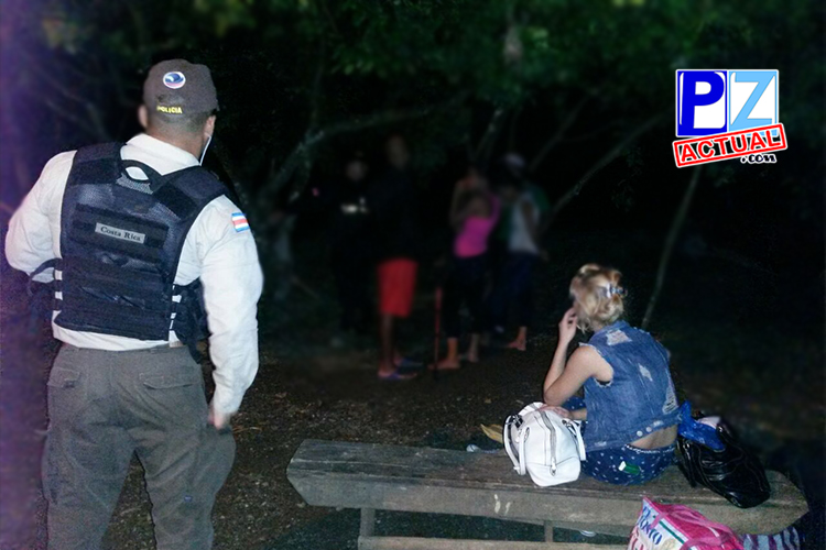Extranjeros custodiados www.pzactual.com