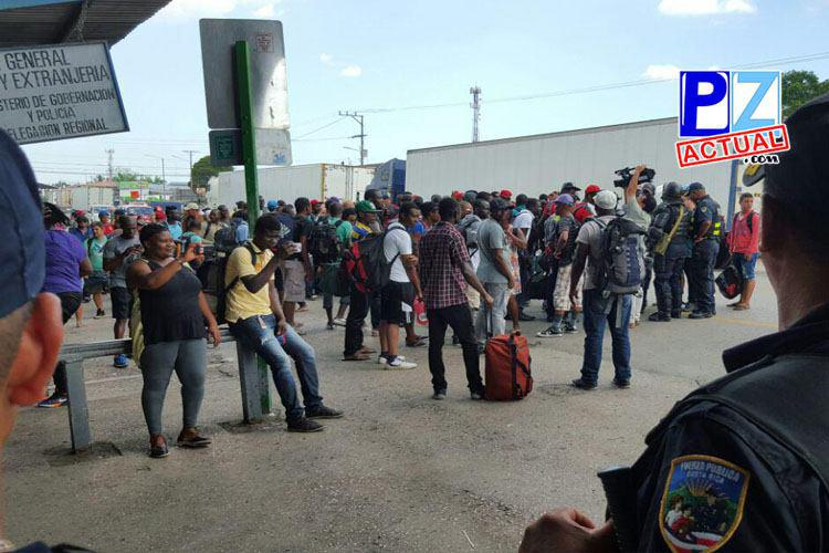 Declaración del Gobierno de Costa Rica ante ingreso violento de migrantes irregulares en Paso Canoas.