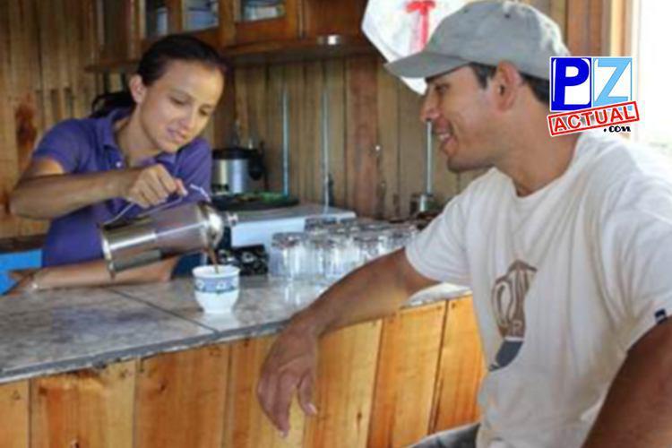 COOPECEDRAL, desde Cedral de Cajón  exportan el 90% de su producción de café a Inglaterra.
