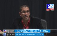 Observe aquí los informes semanales del alcalde Jeffry Montoya por fecha.