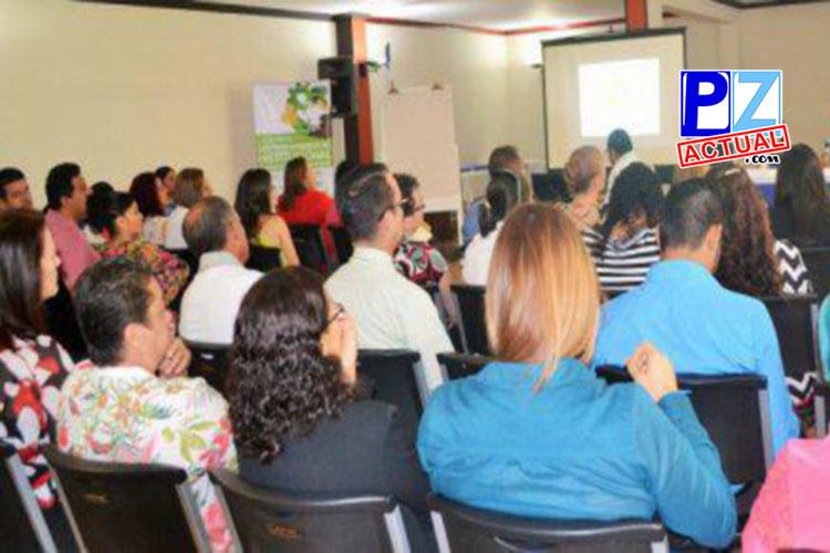 I Encuentro nacional de experiencias exitosas en el campo de la Educación para el Desarrollo Sostenible, organizado por el Ministerio de Educación (MEP).