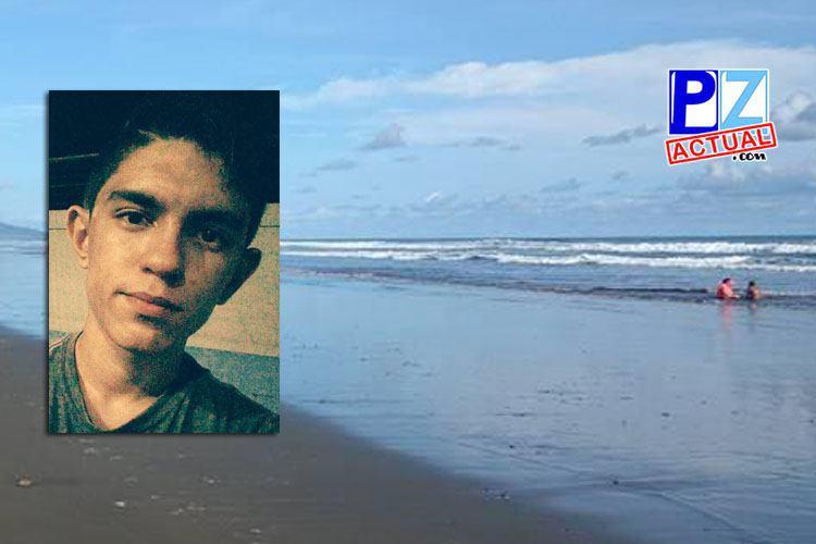 Joven vecino de Pérez Zeledón falleció en Playa Linda  Quepos, el pasado domingo.