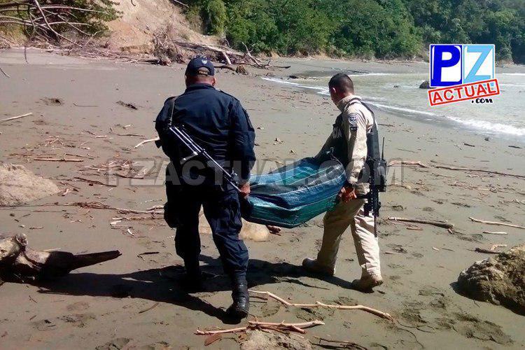 Autoridades hallan paquetes con droga y aprehenden a dos extranjeros en la Zona Sur.