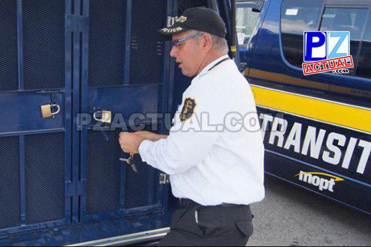 Policía de Tránsito detuvo un 50% más de conductores ebrios en Semana Santa.