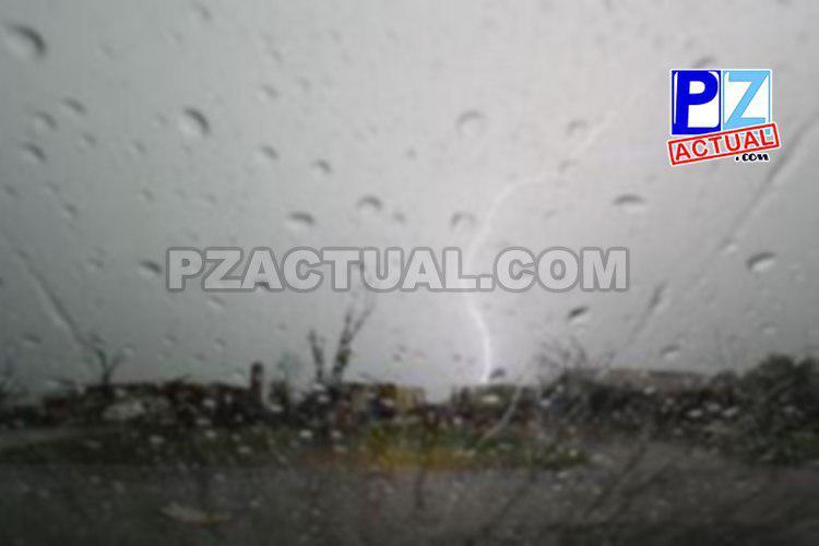 Condiciones lluviosas en esta tarde y noche por paso de onda tropical.
