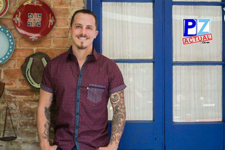 El reconocido Chef Daniel Vargas, estará de visita en Pérez Zeledón el próximo sábado.