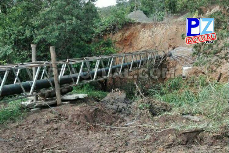 Continuará interrupción del Servicio de agua potable en el cantón de Coto Brus.