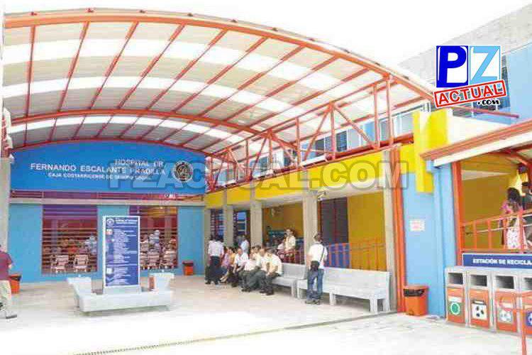 Hospital Escalante Pradilla realiza operaciones con tecnología láser.