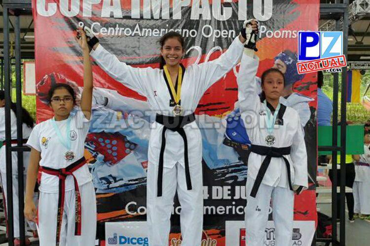 Taekwondista  generaleña representará a Costa Rica en Chicago, Estados Unidos.