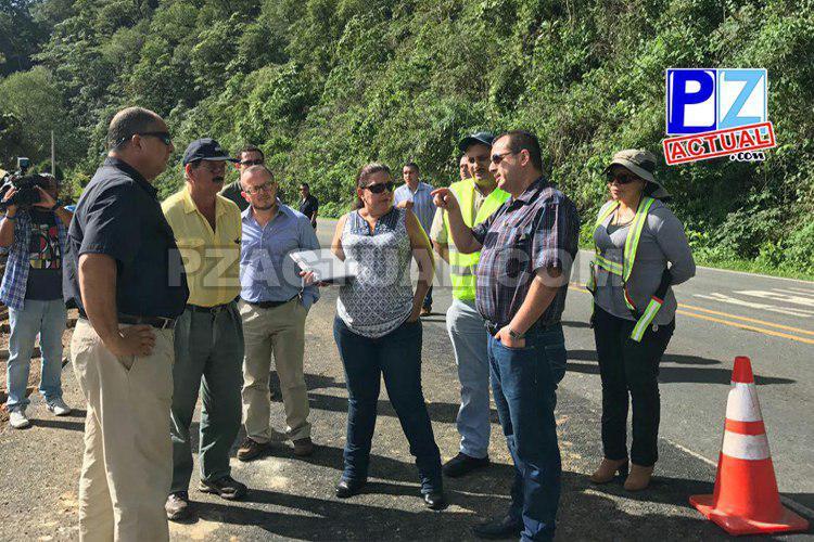 MOPT finaliza ampliación del primero de seis  tramos de ascenso en vía hacia Pérez Zeledón.