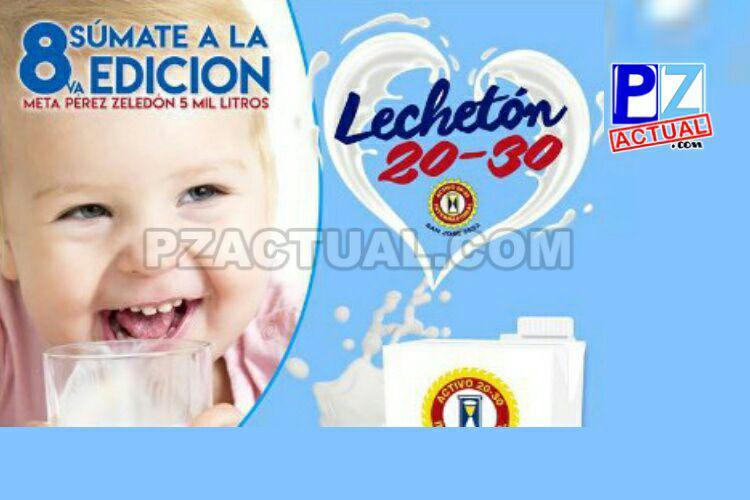 Lechetón 20-30 será el próximo sábado 17 y domingo 18  de junio en Pérez Zeledón.