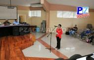 Directora del Museo Nacional de Costa Rica visitó ayer el Concejo Municipal de Osa.
