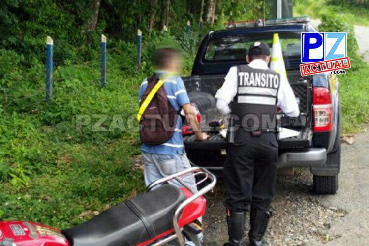 Policía de Tránsito duplicó sanciones por estacionamiento indebido en I cuatrimestre del año.