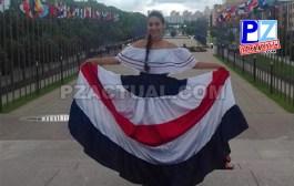 Joven estudiante de Pérez Zeledón representa a Costa Rica en voluntariado deportivo realizado en Rusia.