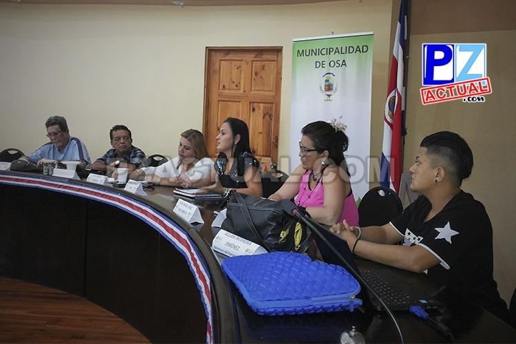 Oficina de Trabajo Social de la Municipalidad de Osa apoyará alternativa para la atención de adicciones en el cantón.