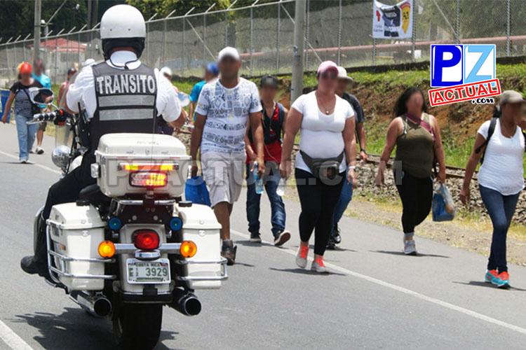 Operativo por Romería inicia este viernes 21 de julio.
