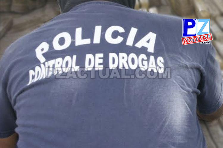 PCD desarticula narco organización que operaba en la Zona Sur del país.