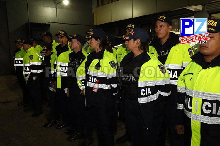 Seguridad Pública concluye operativo Romería Segura 2017.